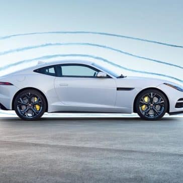 2019 jaguar f-type r in yulong white air