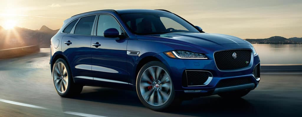The 2019 F-PACE SVR