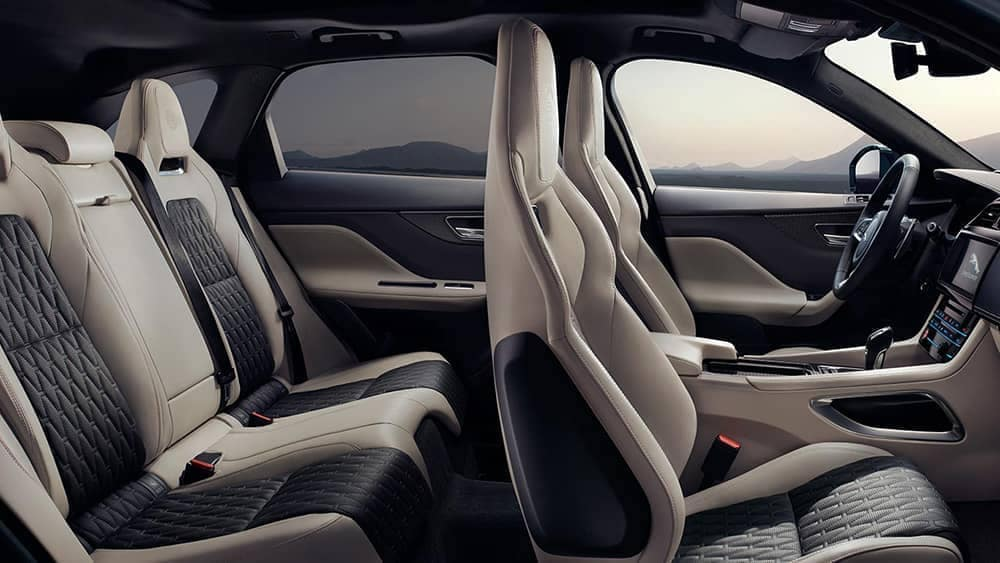 2019 Jaguar F Pace Interior Gallery 5