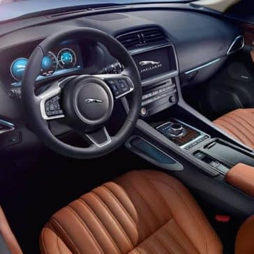 2019 Jaguar F Pace Interior Gallery 6