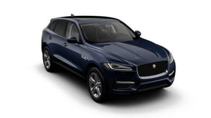 2019 f-pace r-sport side view