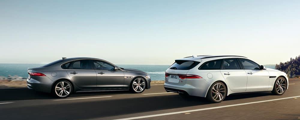 2019 Jaguar XF Outdoors