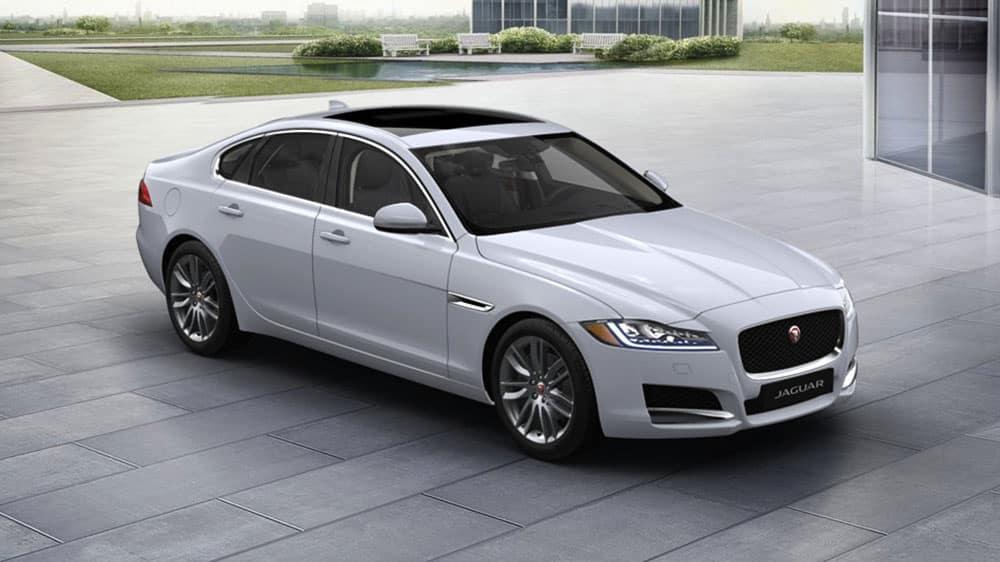 2019 Jaguar XF Portfolio Limited Edition
