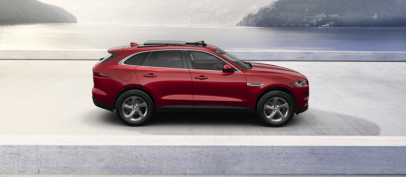 firenze red 2019 f-pace