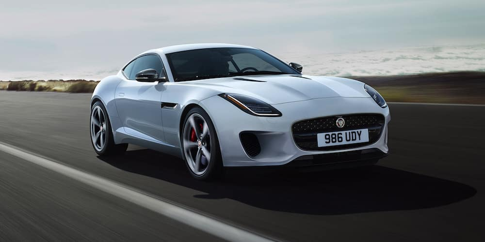 2019 f-type on highway