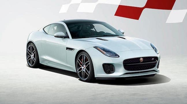 2020 f-type checkered flag
