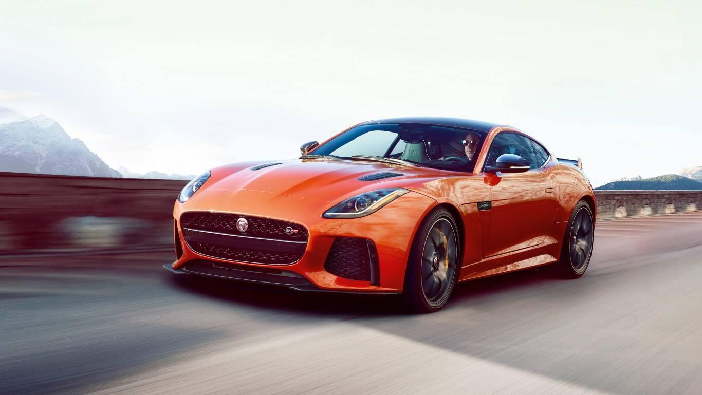 2017 Jaguar F-TYPE Firesand