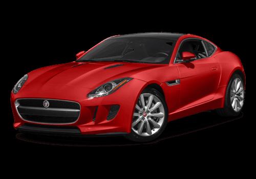 2017 Jaguar F-TYPE white background