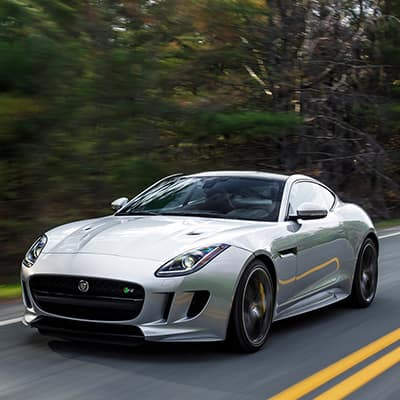 LEASE A NEW 2018 JAGUAR F-TYPE AWD COUPE 380HP FOR $548 PER MONTH