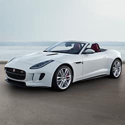 LEASE A NEW 2018 JAGUAR F-TYPE AWD CONVERTIBLE 380HP FOR $596 PER MONTH