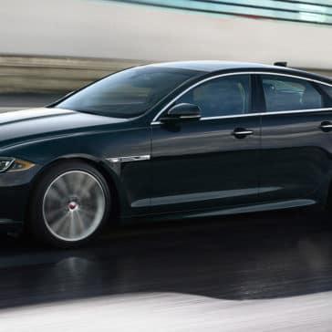 2018 Jaguar XJ exterior