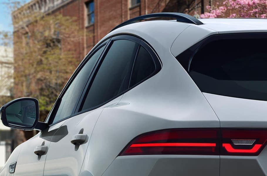 2019 Jaguar E-PACE up close