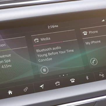 2019 Jaguar E-PACE tech features