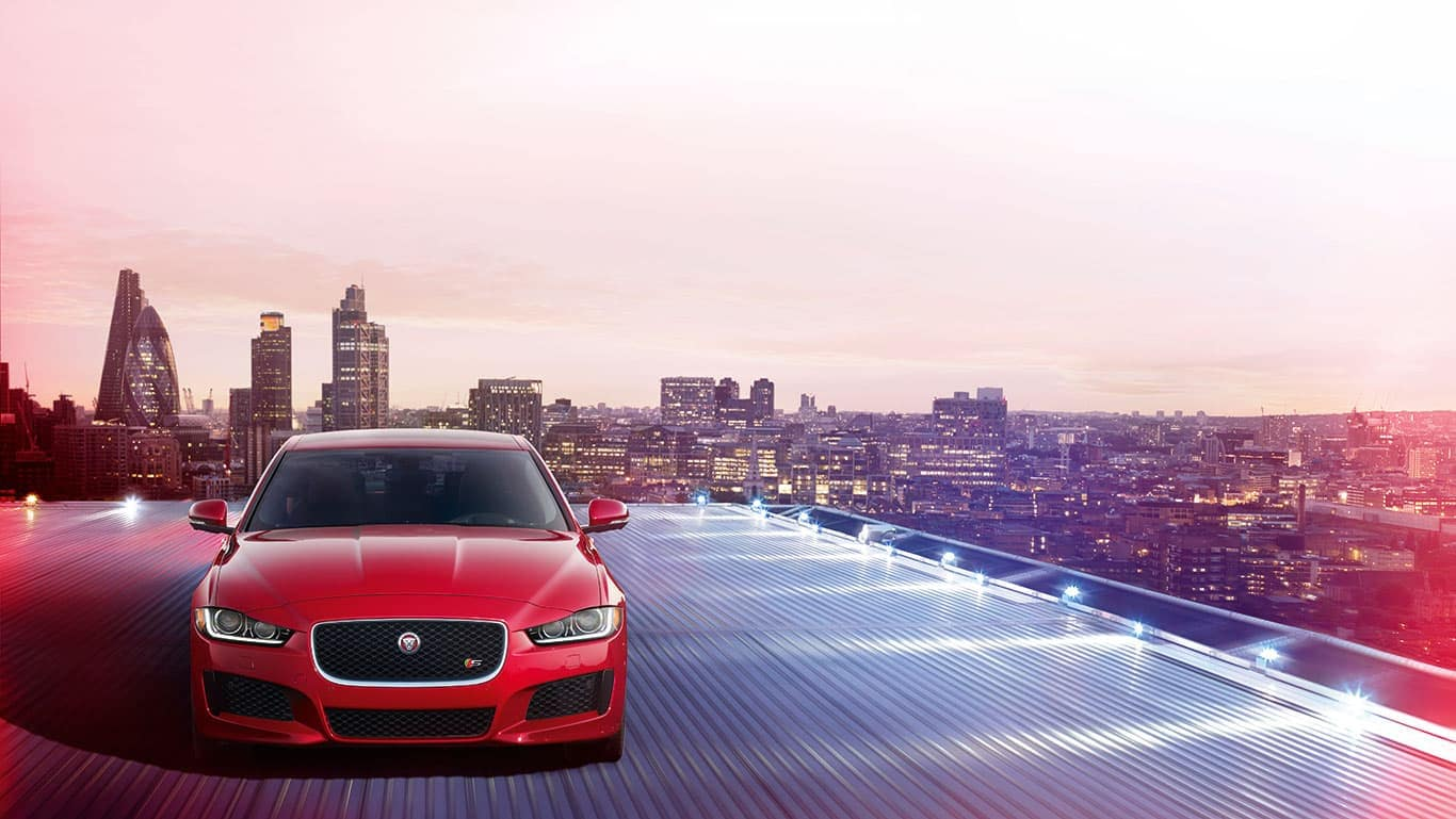 2019 Jaguar XE front exterior