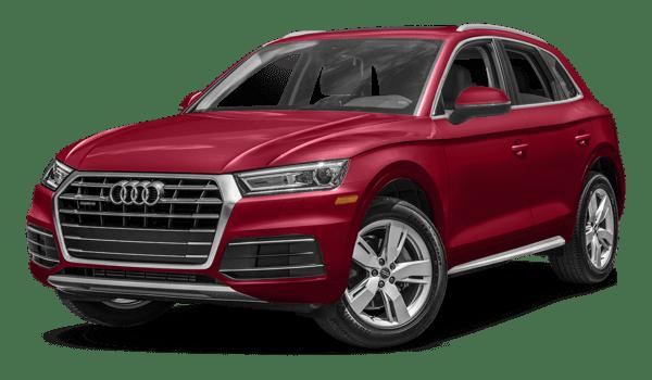 2018 Audi Q5 2.0 TFSI Premium