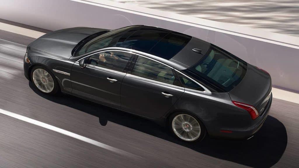 Take Home a New Jaguar XJ