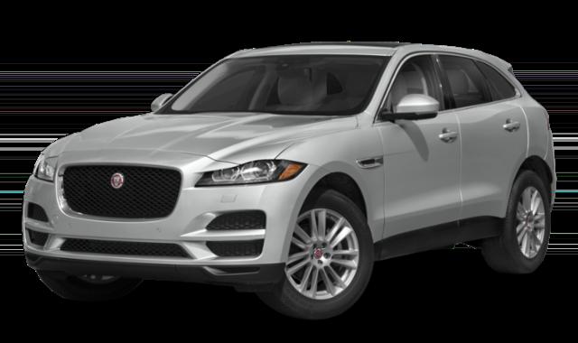 2019 jaguar f-pace silver
