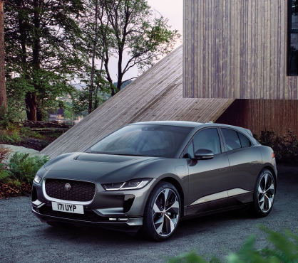COME SEE THE BRAND NEW ALL ELECTRIC 2019 JAGUAR I-PACE EV400 S AWD