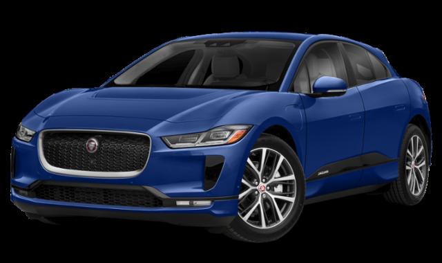 2019 jaguar i-pace blue