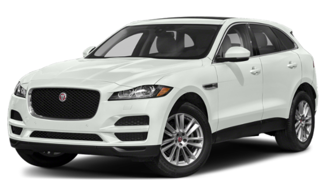 2020 jaguar f-pace white exterior