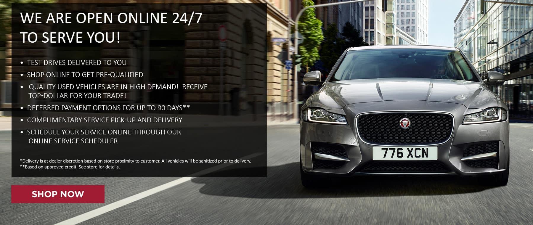 OpenOnline Jaguar DI 1800x900