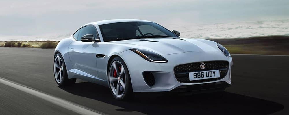 2021 Jaguar F-TYPE trim levels