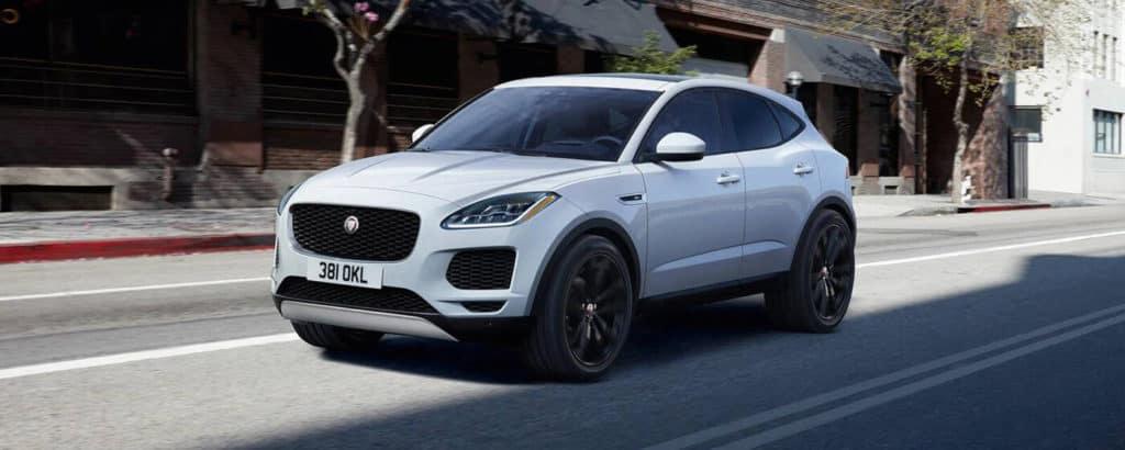2020 jaguar e-pace driving