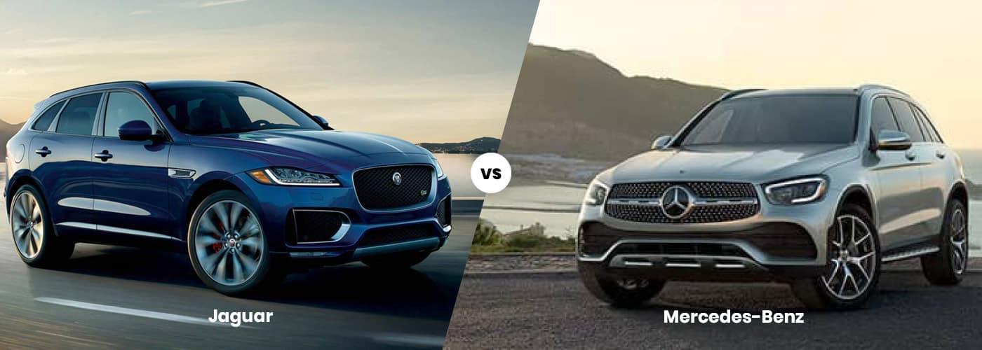 jaguar vs mercedes