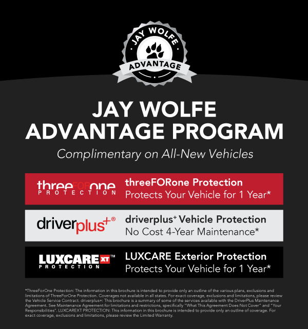 jay wolfe toyota - new, used, and certified pre-owned dealership