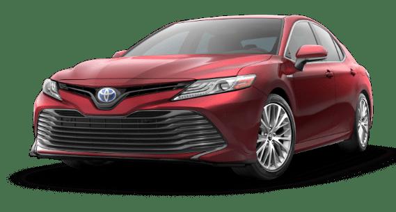 2018 Toyota Camry Hybrid Details | Jay Wolfe Toyota