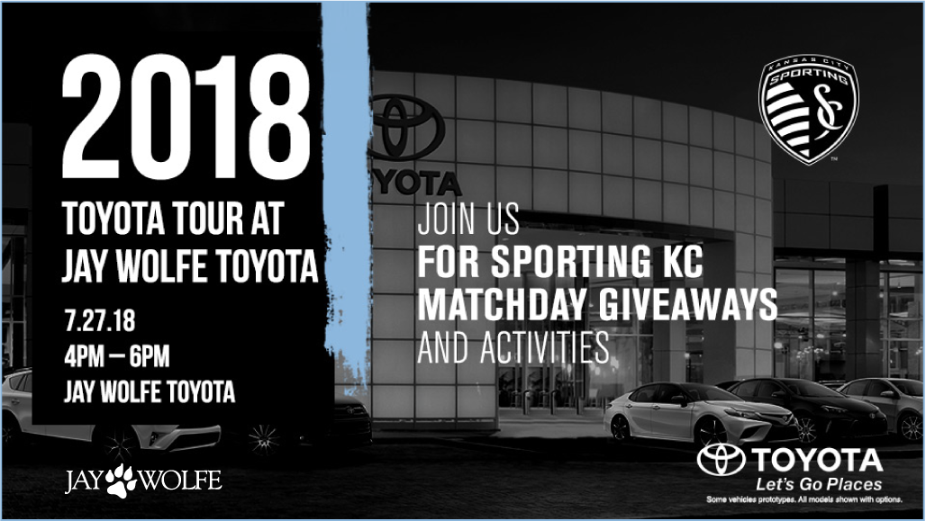 Jay Wolfe Toyota New And Certified Pre Owned Dealership. Jay Wolfe Toyota  Kansas City ...