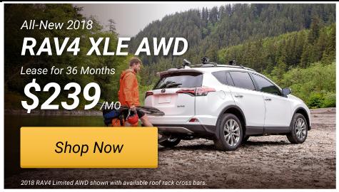 RAV4 XLE AWD Special