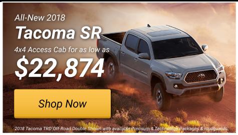 Tacoma SR Special