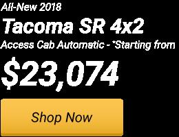Tacoma Special