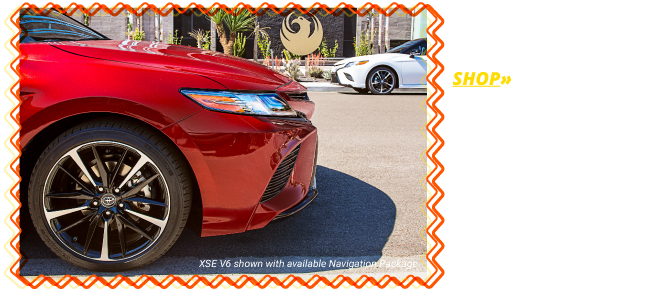 Shop the All-New 2018 Camry L