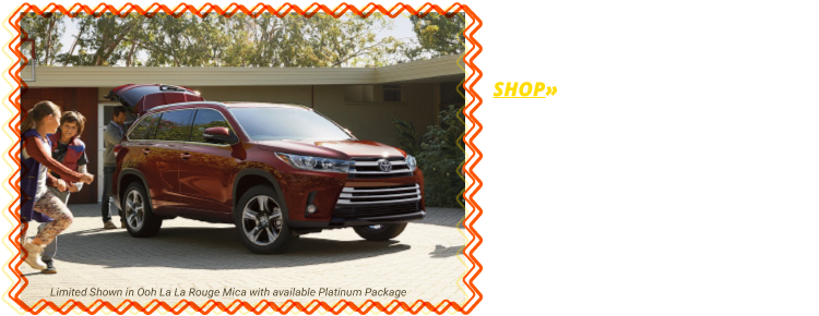 Shop the All-New 2018 Highlander LE