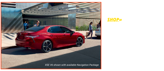 Shop the All-New 2018 Camry LE