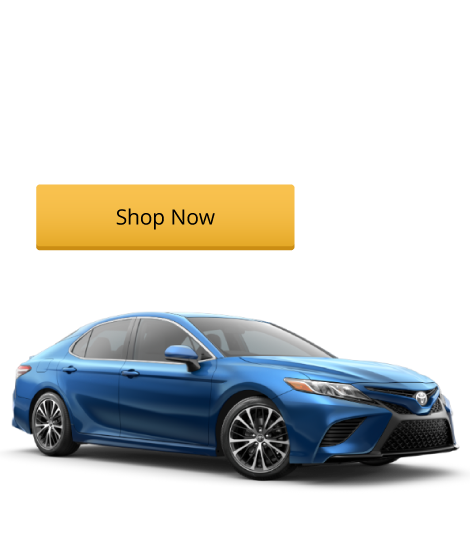 All-New 2019 Camry SE FWD