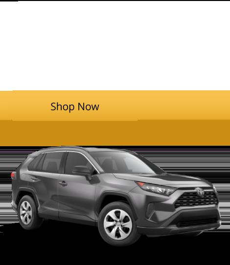 All-New 2019 RAV4 LE FWD