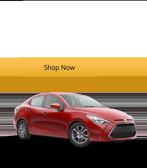 All-New 2019 Yaris LE Sedan