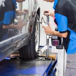 Tire Balancing Service Special