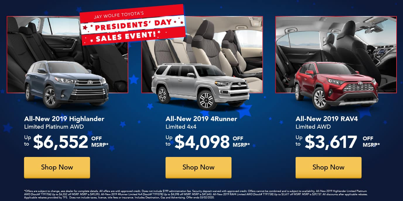 Homepage SUV