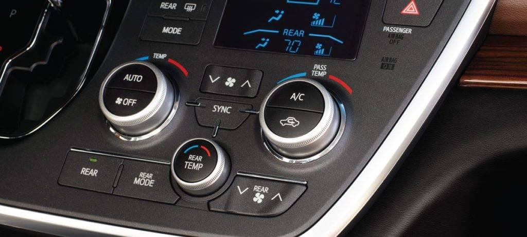 Air Conditioning Controls