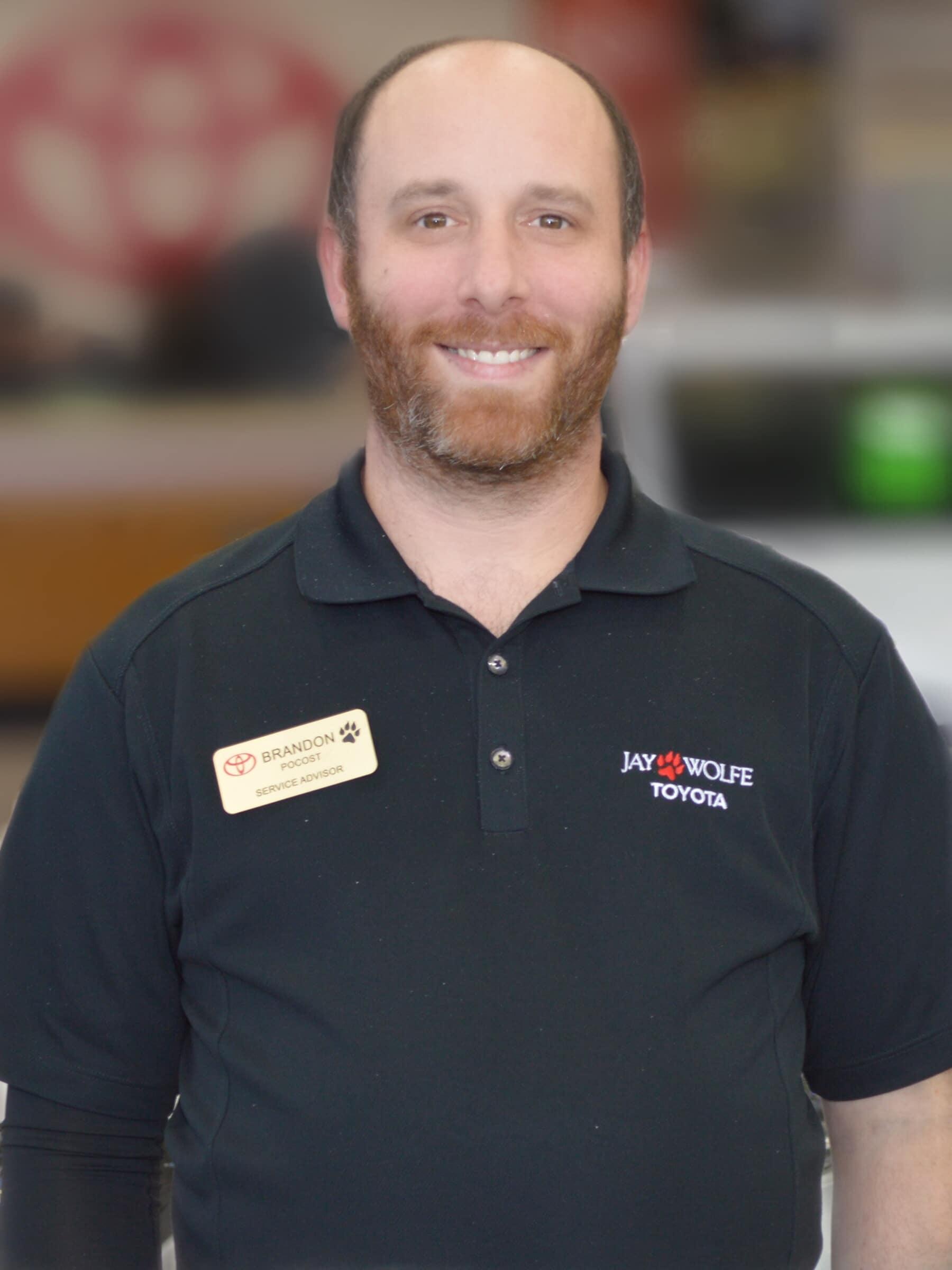 Brandon Pocost