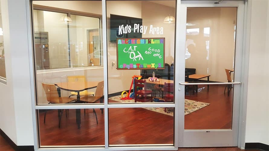 Jay Wolfe Toyota Kids Play Area