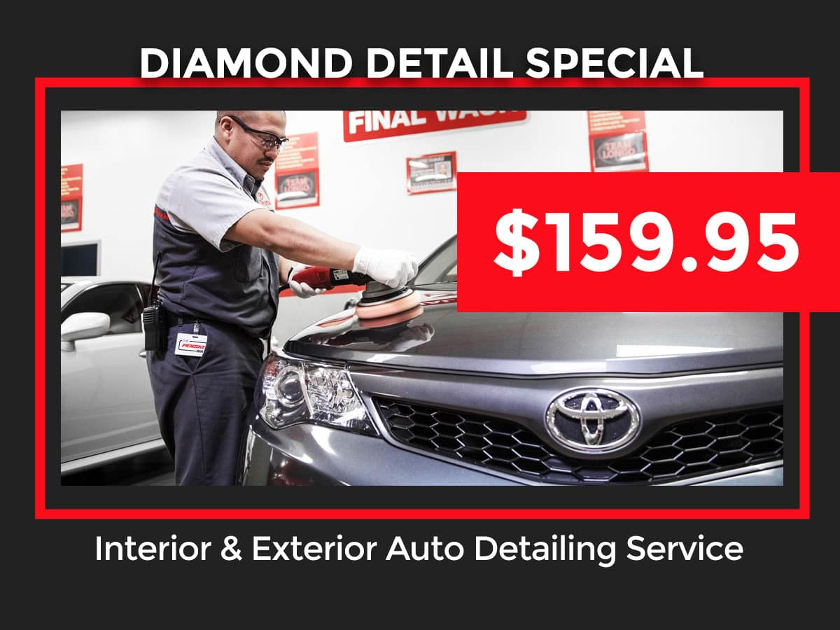 Toyota Diamond Detail Special