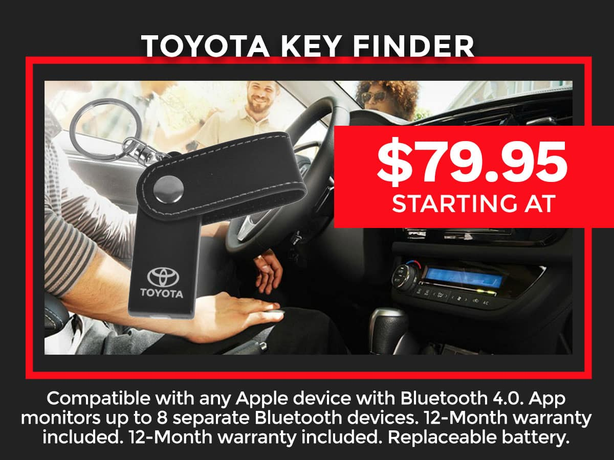 Toyota Key Finder Special