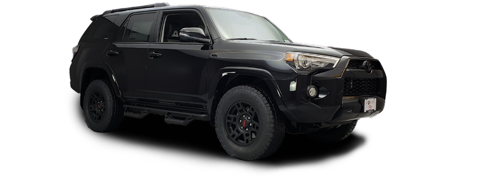 Trd 4runner Customization Department Jay Wolfe Toyota West County
