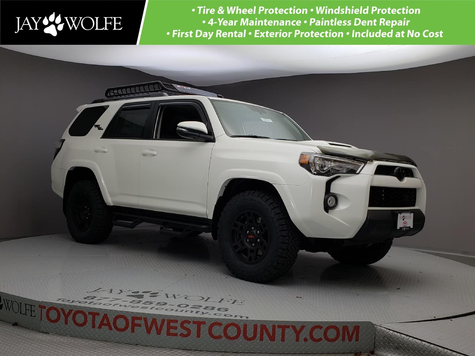 4runner Stealth Upgrade Package Jay Wolfe Toyota Of West County