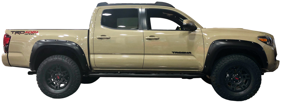 Tacoma Legendary Upgrade Package Toyota Of West County